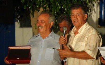 An evening with Manólis Dimitrianakis