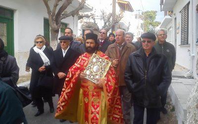 Εορτή Αγίου Αντωνίου στο Μύρτος