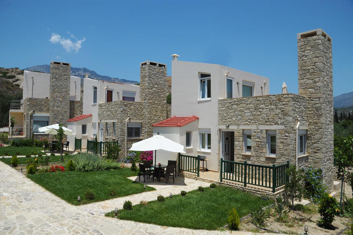 Mirtini Amp Stone Houses Mirtos Crete