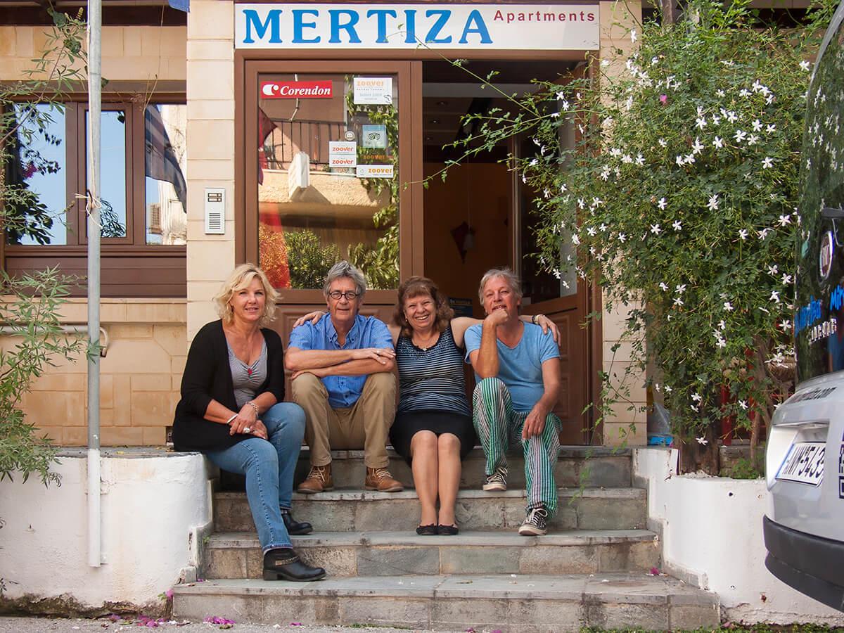 The Mertiza Team