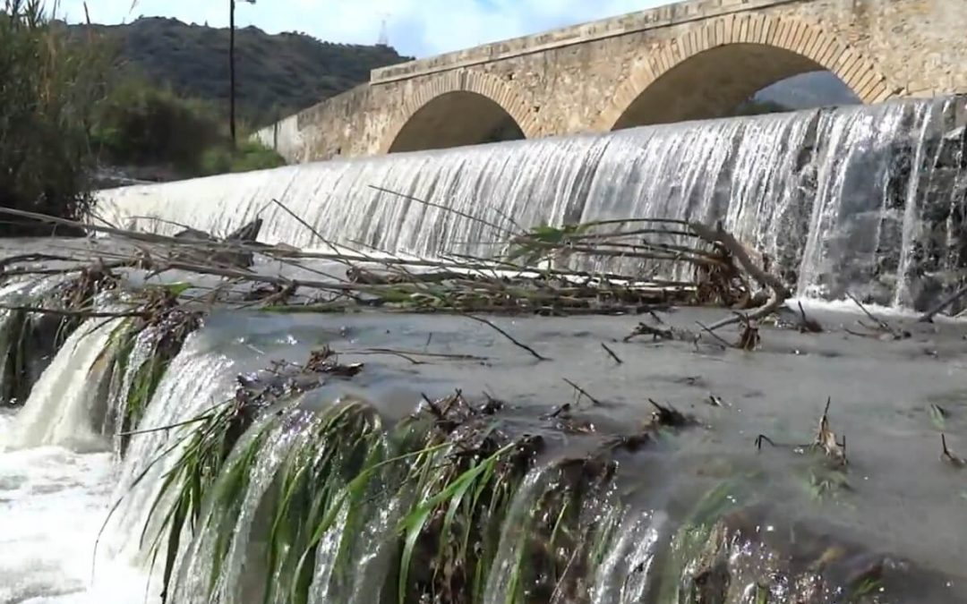 Mirtos River Flows Again